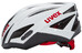 UVEX ultrasonic race helm wit